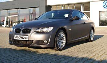 BMW Rad 3 Coupé 320 d
