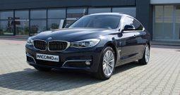 BMW Rad 3 GT 320d xDrive Luxury Line A/T