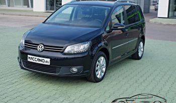 Volkswagen Touran 2.0 TDI Premium Highline DSG