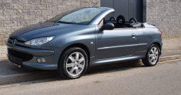 Peugeot 206 CC 1.6 16V  ESP